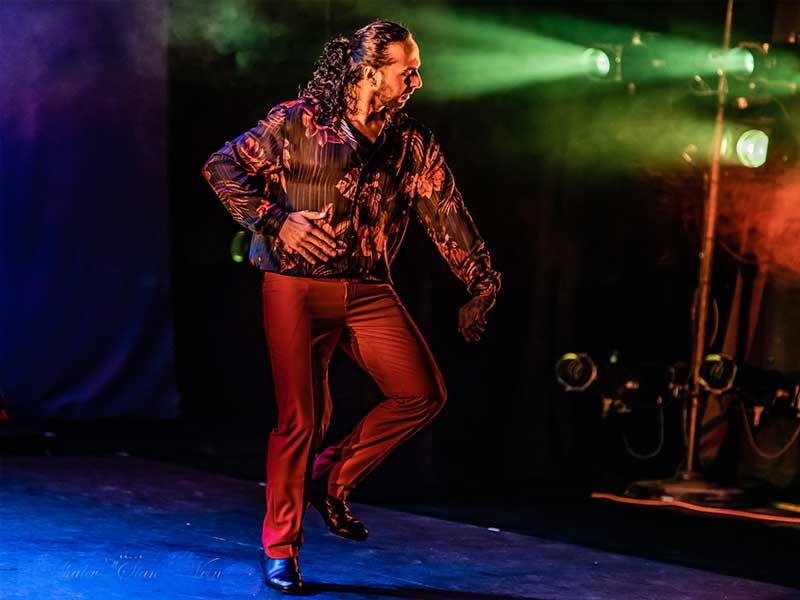 cursos de baile flamenco fandango flamencomind