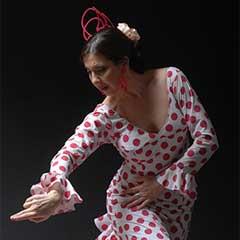 flamenco teacher marta de la villa