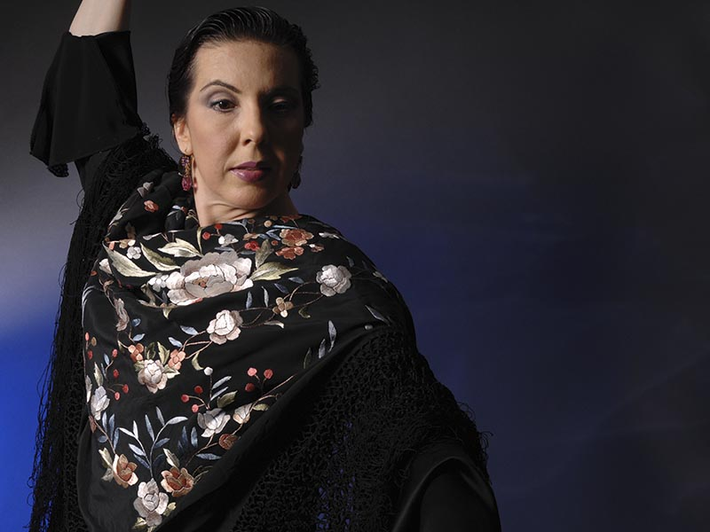 cursos de baile flamenco seguiriya flamencomind