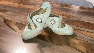 hacer zapatos de flamenco